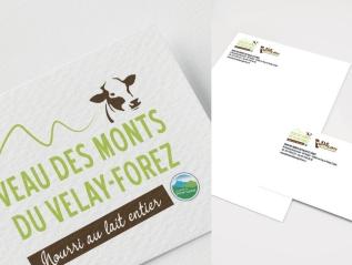 Veau des Monts duVelay-Forez