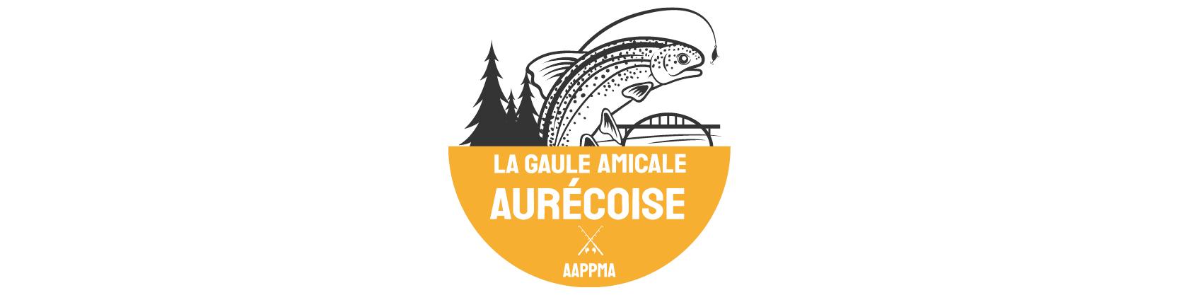 Logo La Gaule Amicale Aurécoise - Agence de communication Loire Haute-Loire - Le Puy-en-Velay